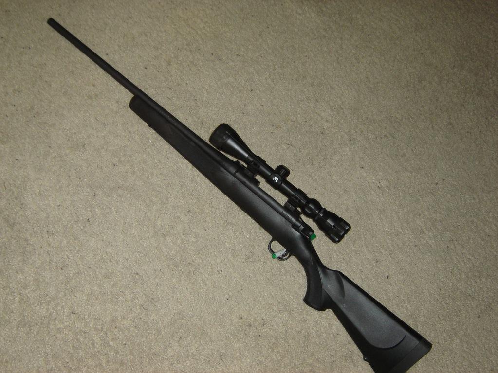 Sniper rifle mossberg 308