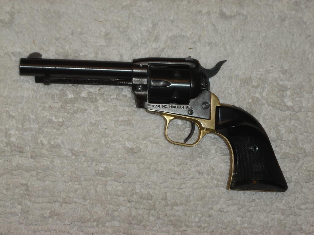 Western Revolver Gun Western Pistols